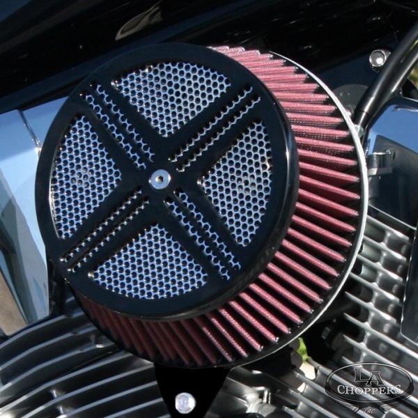 xXx BIG AIR KIT<br> VTX 1800<br>BLACK by - Baron Custom